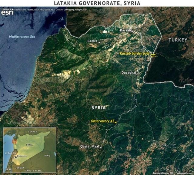 Lupte-Siria-Latakia