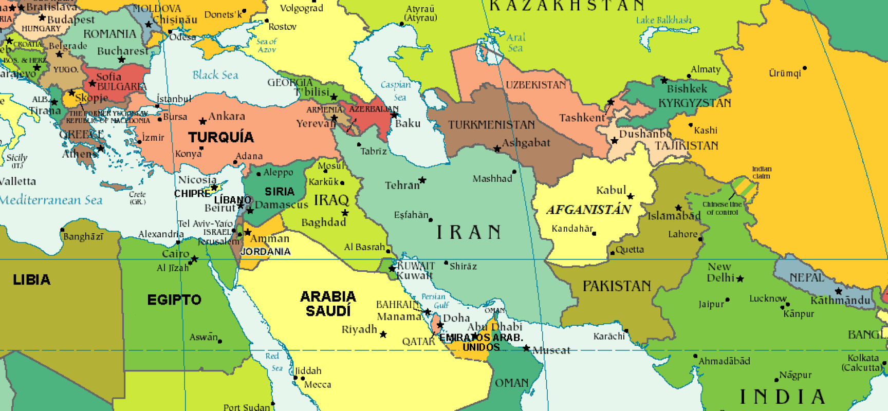 Intervention russe en Irak imminente?