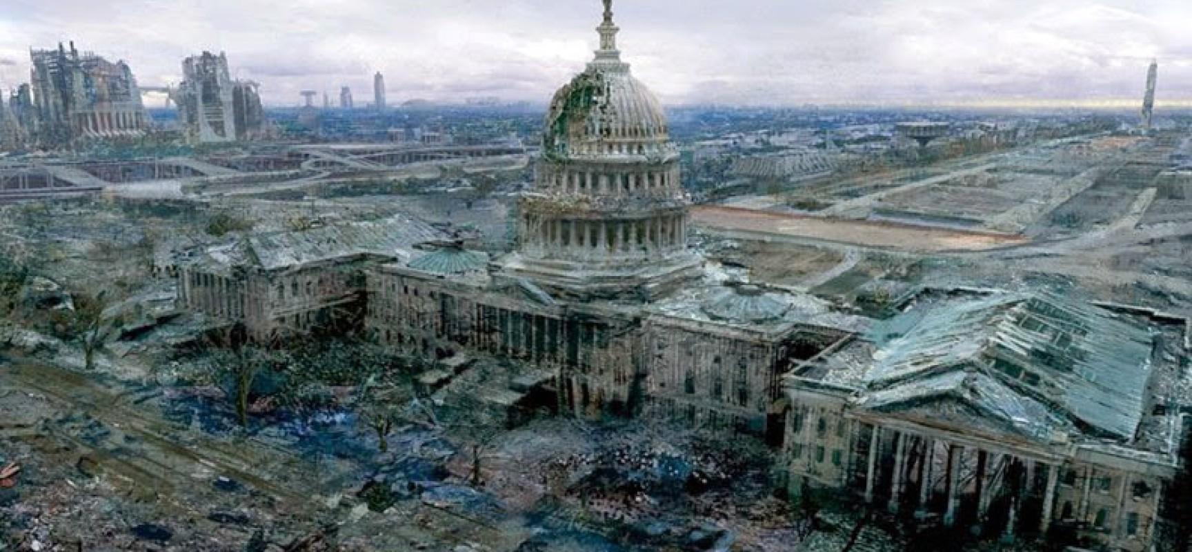 Washington se prépare à la Troisième Guerre Mondiale