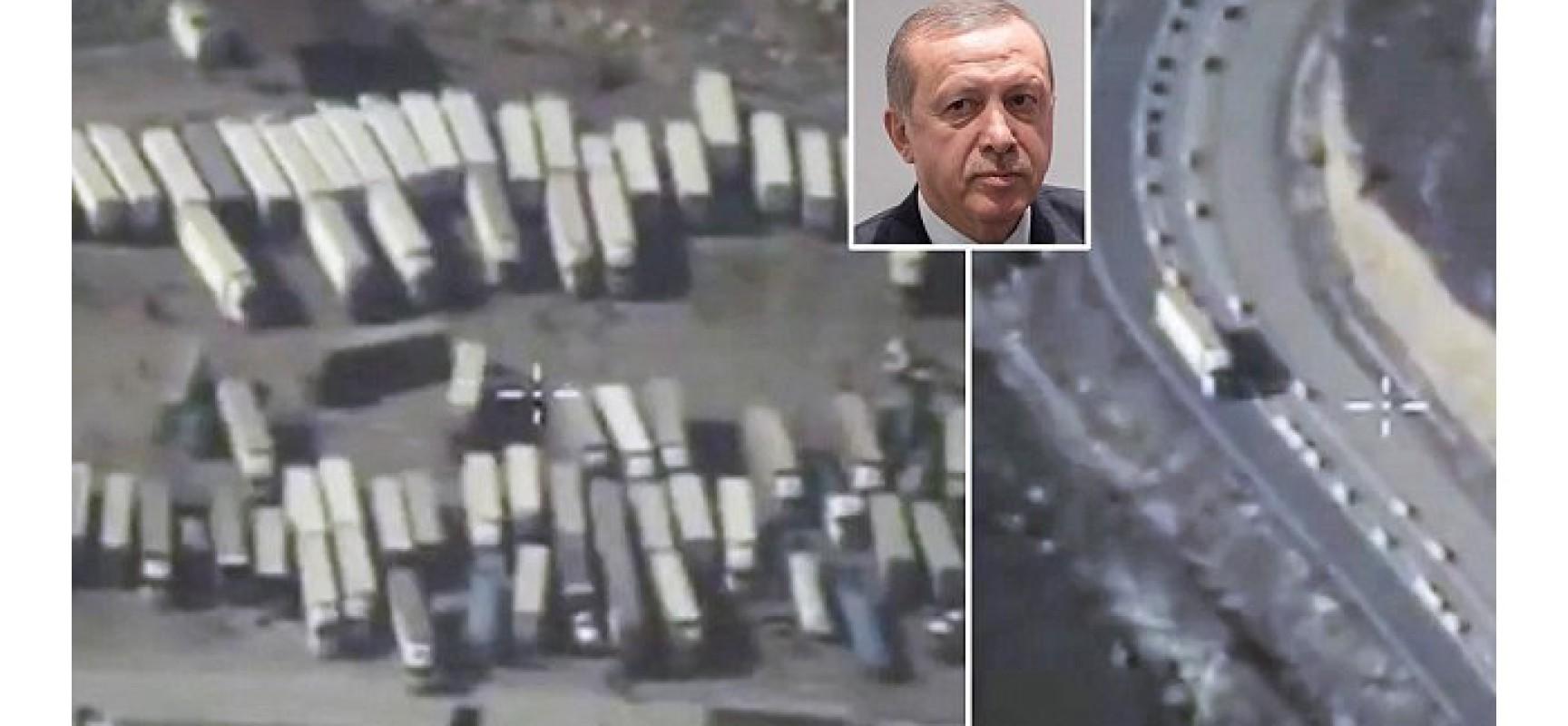 Erdogan, l'EI et leurs complices