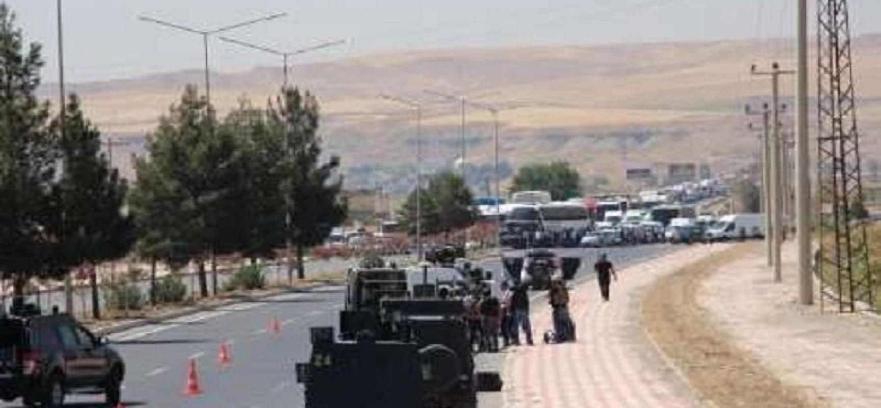 Erdogan se dégonfle ? Les soldats turcs se retirent des environs de Mossoul