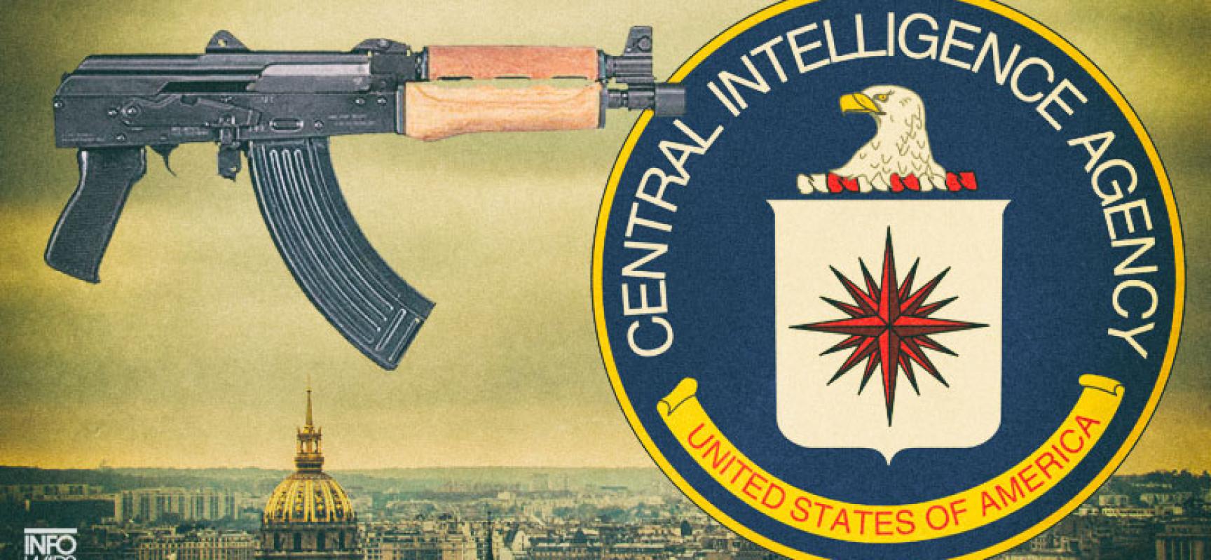 Les armes utilisées dans les attentats de Paris proviennent d'une compagnie liée à la CIA