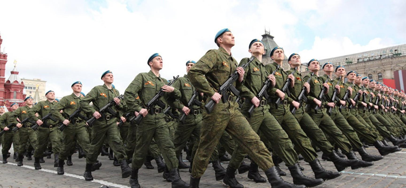 «La Russie dépasse l'Otan grâce à la modernisation» de son armée