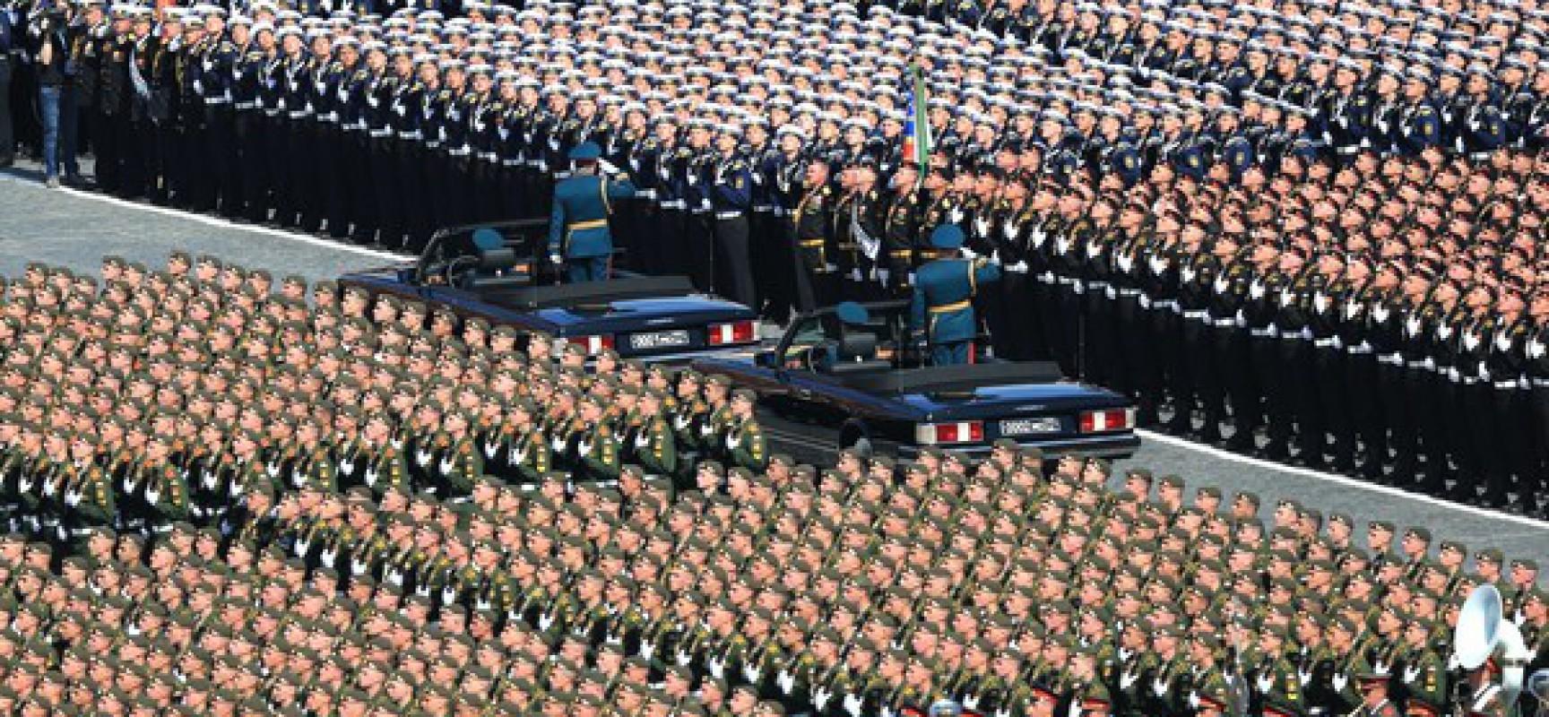 État des lieux des forces armées de Russie
