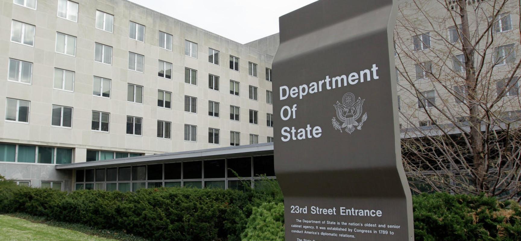 En Syrie, l'ingérence des USA tourne à la mascarade