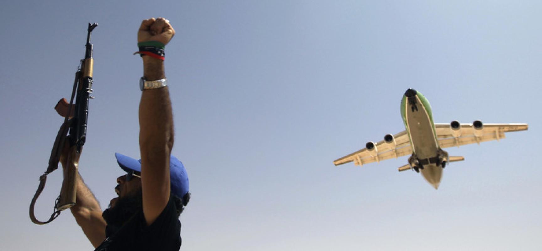 La Grèce ferme son espace aérien aux avions libyens: l'opération de l'OTAN est-elle imminente ?