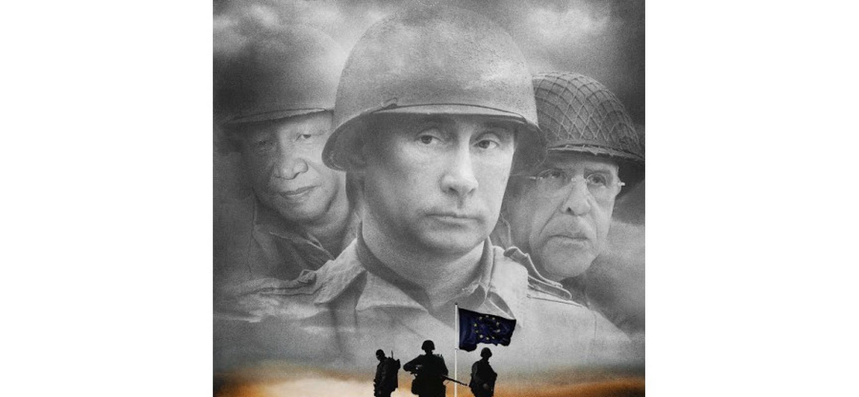 Moscou peut-il sauver l'Europe ? Abattre le TTIP devient la tâche géopolitique N° 1 de la Russie