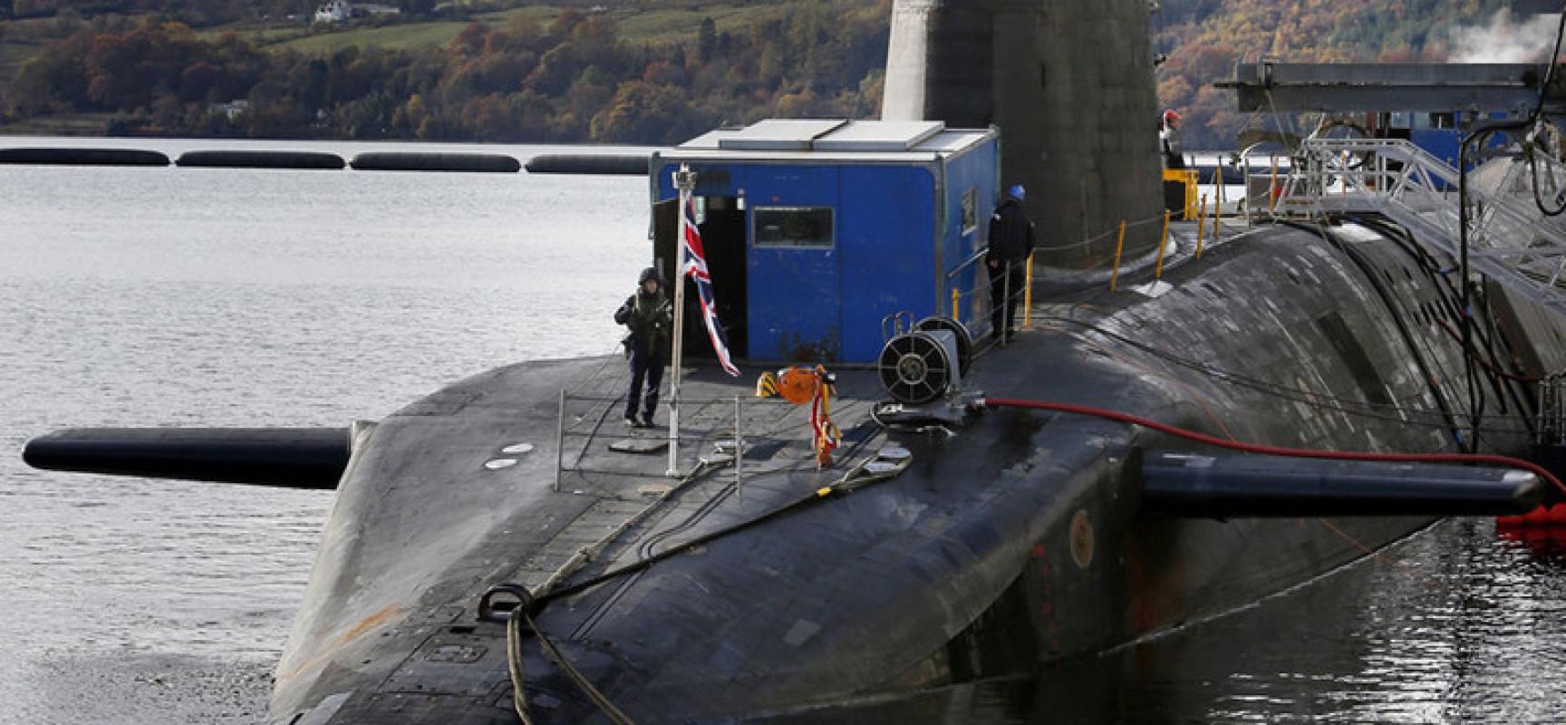 Deux tiers des Britanniques prêts au lancement d'une frappe nucléaire qui tuerait 100 000 civils
