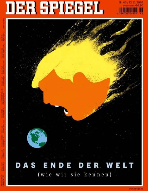 La fin du monde (que nous connaissons)