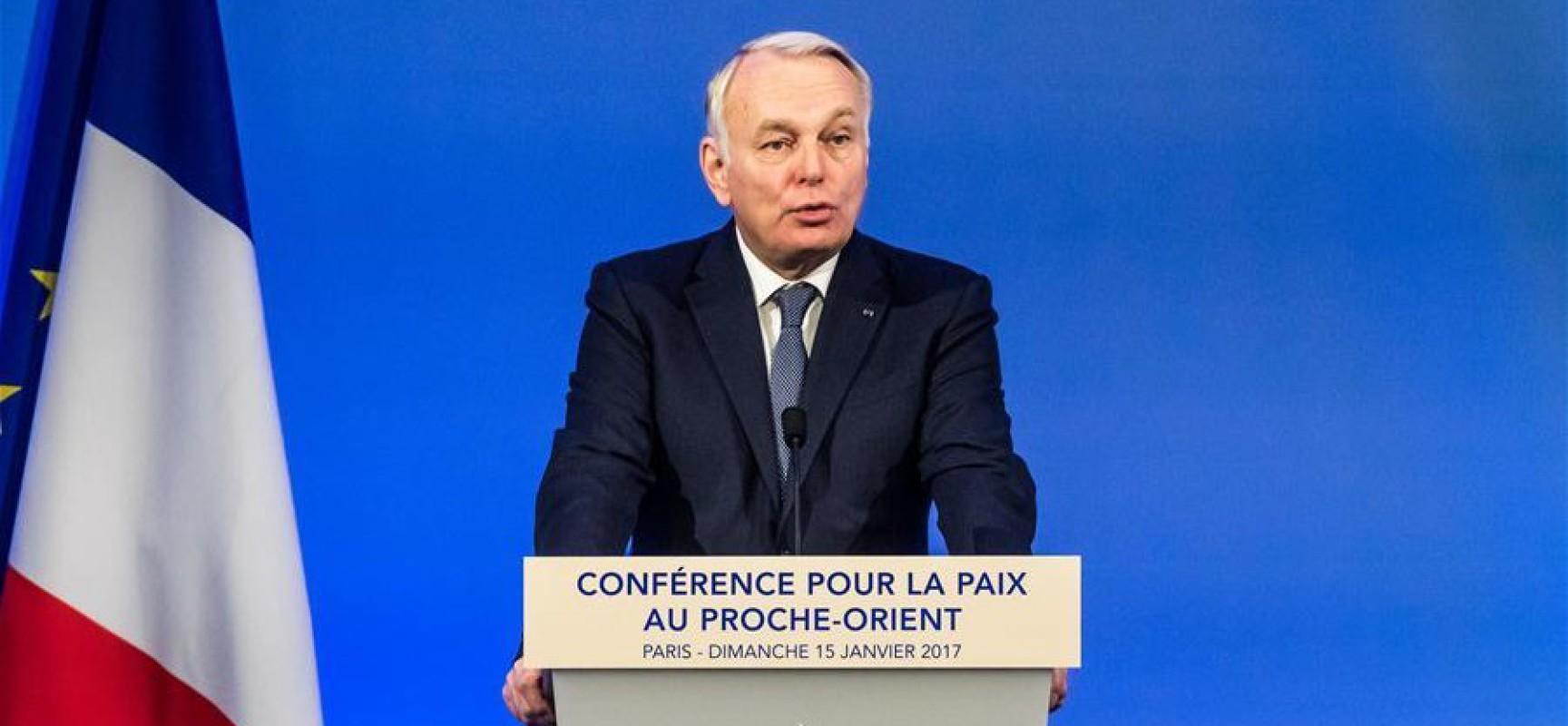 La France s'engage dans une coopération totale avec l'esprit sioniste