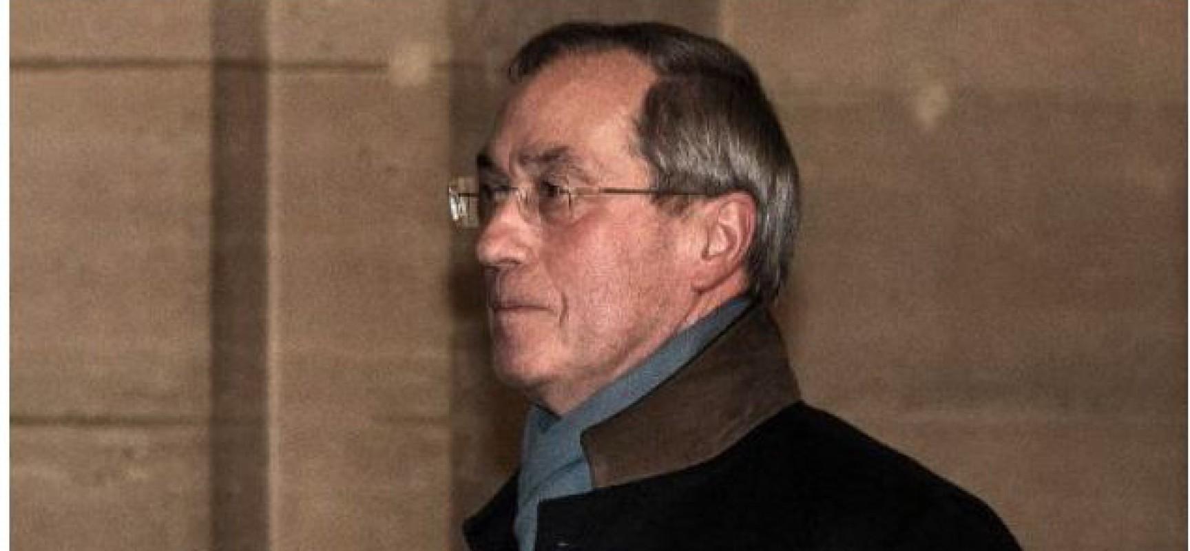 Claude Guéant en taule pour un an ferme