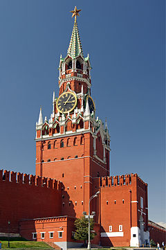 Tour Spasskaya – Kremlin