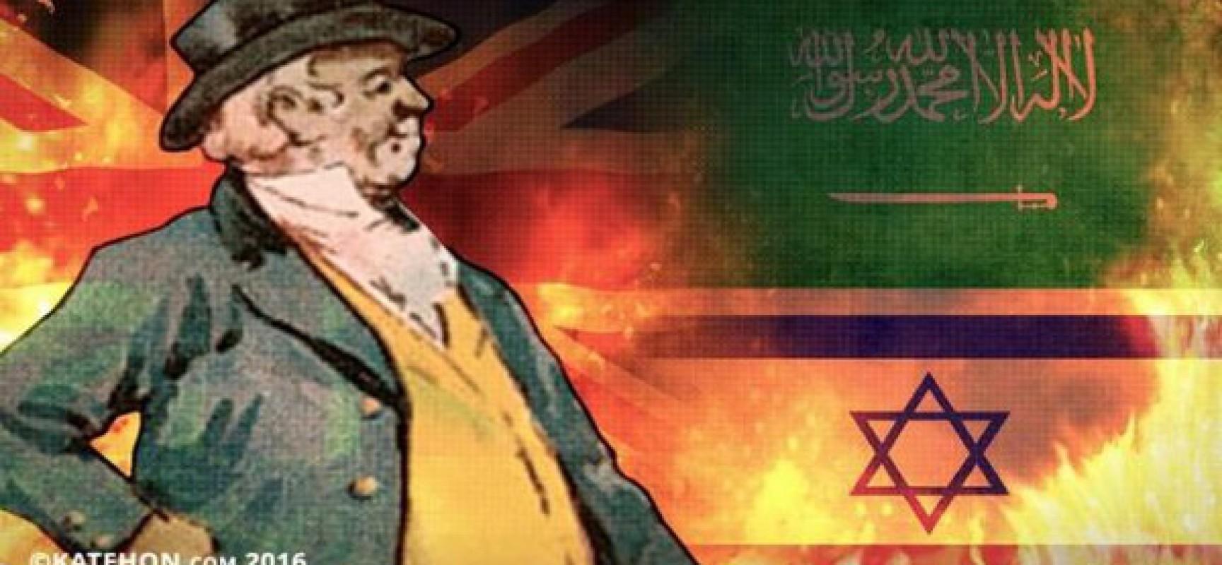 L'imposition d'États artificiels au Moyen-Orient : le cas de l'Arabie Saoudite et d'Israël