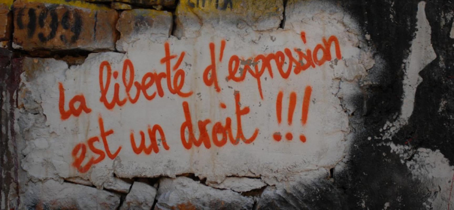 Rétablir la liberté d'expression en France