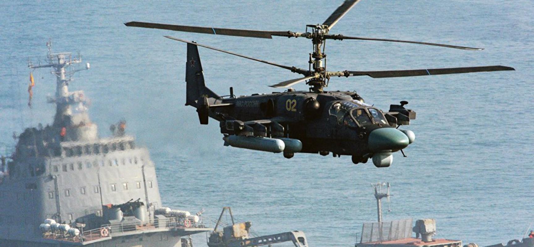 Les Alligator russes seront embarqués sur les Mistral égyptiens