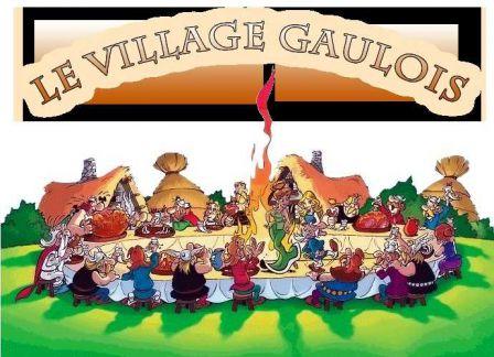 Village gaulois - fortes individualités, chacun s'occupe de ses affaires... mais coopère volontiers avec les autres et resserre les rangs en cas de pépin Un meilleur modèle pour la bonne entente des Européens ?