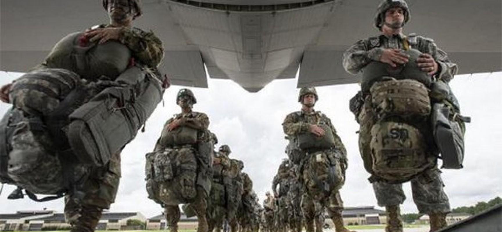 Les USA préparent la doctrine d'une guerre avec la Russie et la Chine.