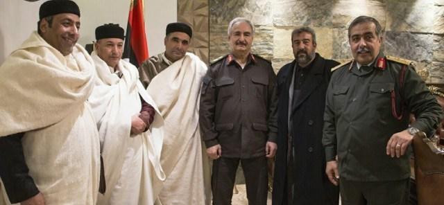 Les Libyens accusent la France et le Qatar d'avoir directement ordonné l'assassinat de Gaddafi