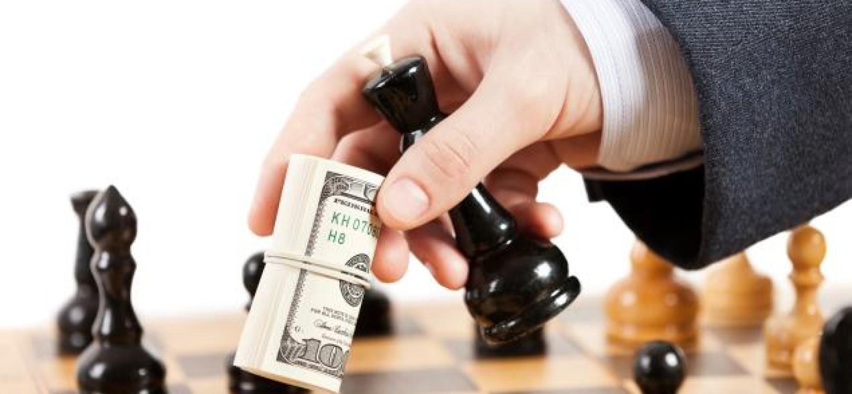 Financer les oppositions démocratiques, c'est quoi le problème ?