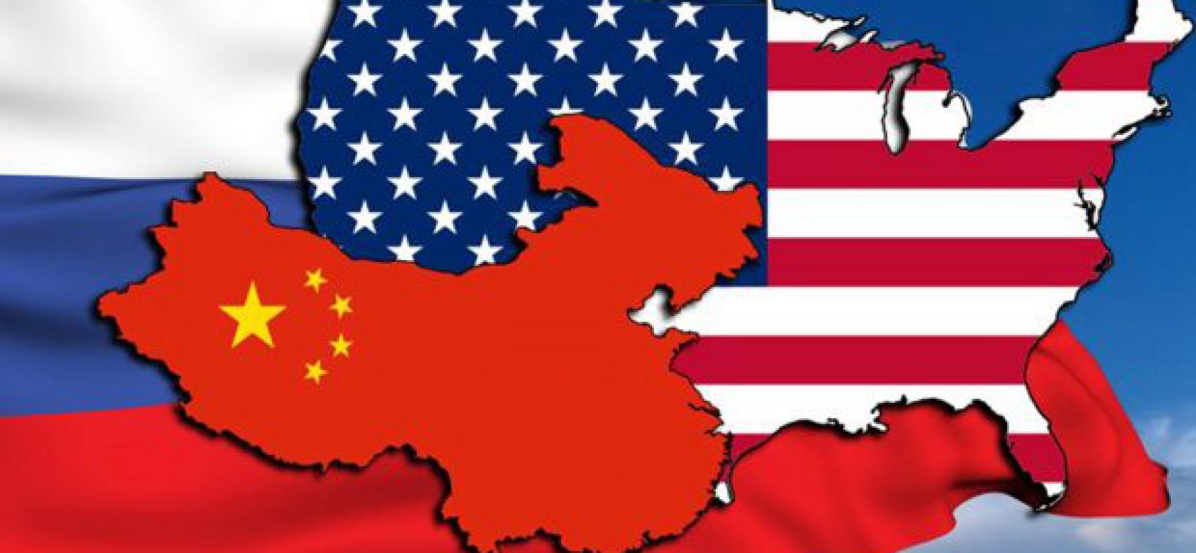 La Russie et la Chine contre l'empire du dollar