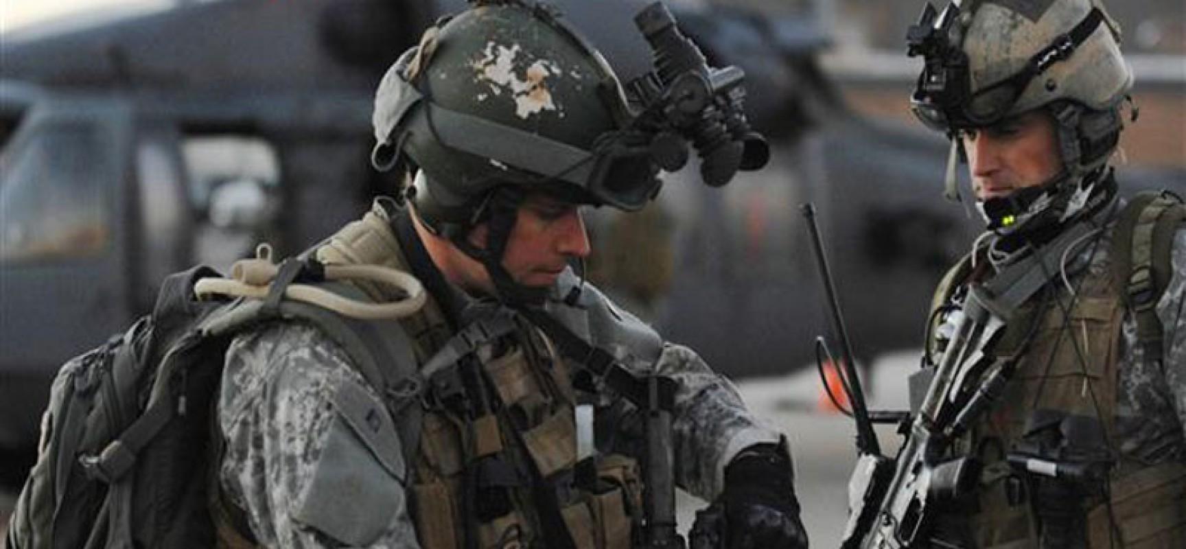 Force spéciale US aux portes de la Russie