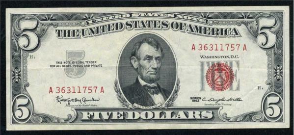 United-States-Note-JFK-1963