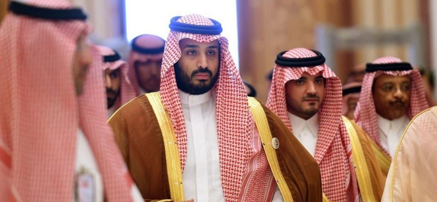 800 milliards de dollars confisqués en Arabie Saoudite