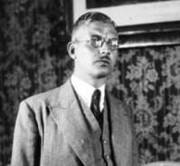 Le Chancelier autrichien Kurt von Schuschnigg en 1934.