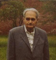 Rudolf Hess à la prison de Spandau, 1987
