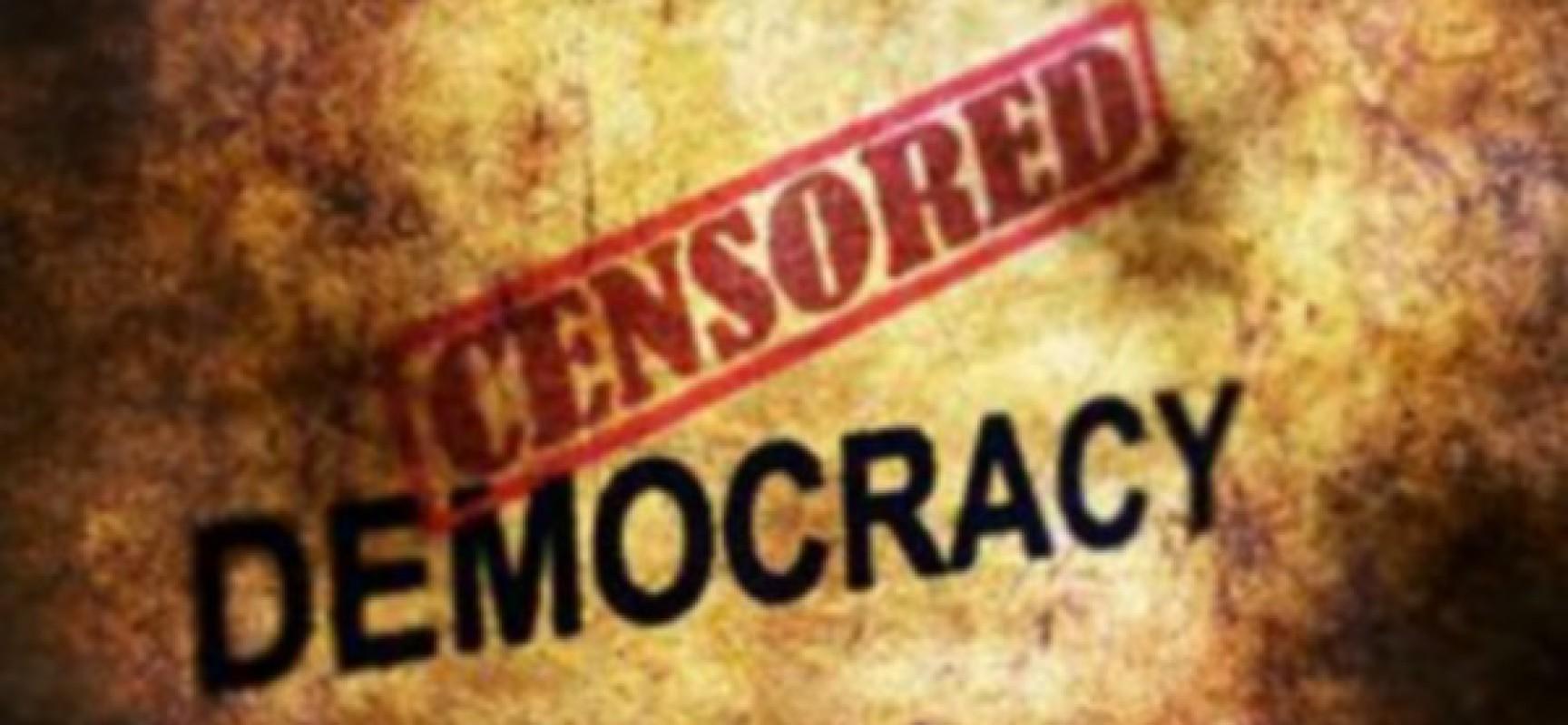 """Résultat de recherche d'images pour """"Facebook expose son plan pour censurer les fils de nouvelles et manipuler l'opinion publique"""""""