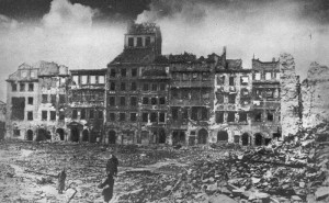Varsovie en 1939