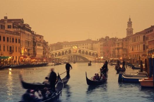 Le port offshore est prévu pour sauver les célèbres canaux de Venise de la pollution et d'autres problèmes. Photo: Voyages inspirés par les bleuets