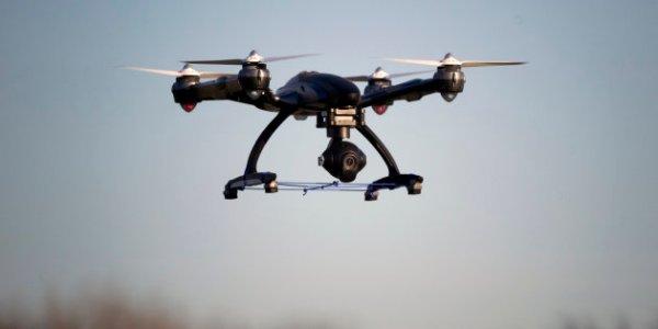Un drone s'est approché du palais de Mohammed ben Salmane. (Illustration/AFP)
