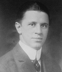 Le journaliste George Creel. © Photo: public domain