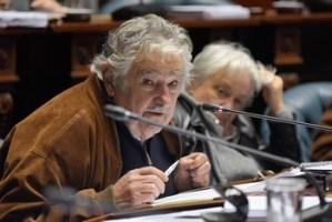 José Mujica, désormais sénateur