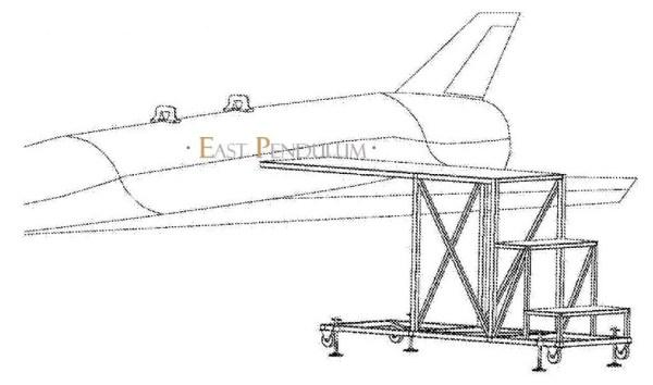Extrait du brevet d'un GSE dédié à un « engin de grande surface alaire »