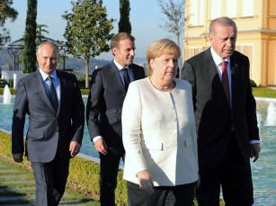 Turkey Syria Summit