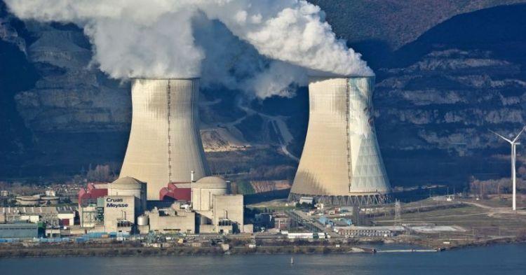 Centrale nucléaire EDF de Cruas-Meysse