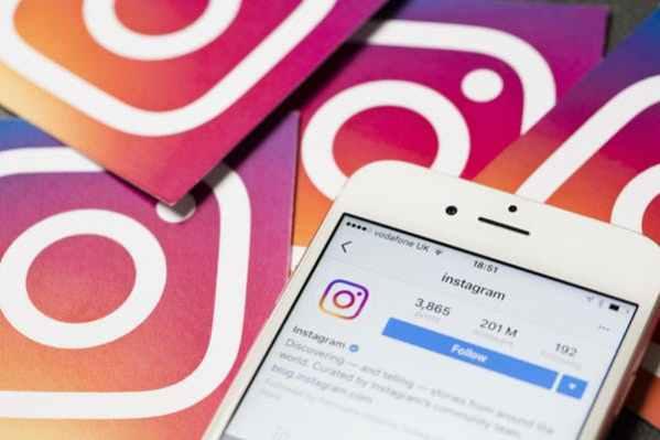 Instagram, le réseau social en vogue chez les jeunes. Ink Drop/Shutterstock