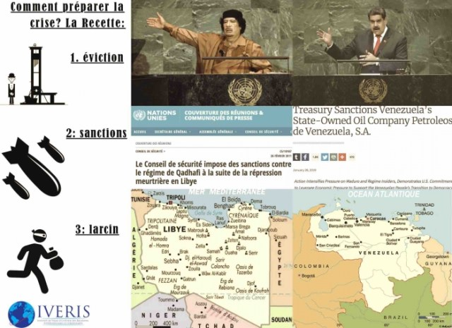 de Tripoli à Caracas 20190207