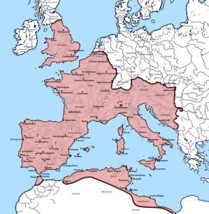 Empire romain d'occident