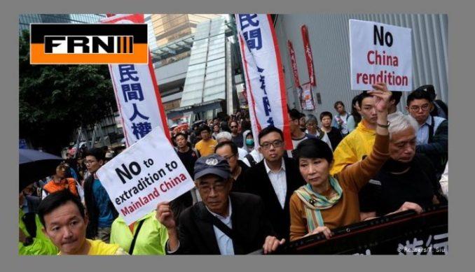 La Chine accuse les Etats-Unis d'Amérique d'avoir orchestré des « actes criminels anti-chinois » à Hong Kong