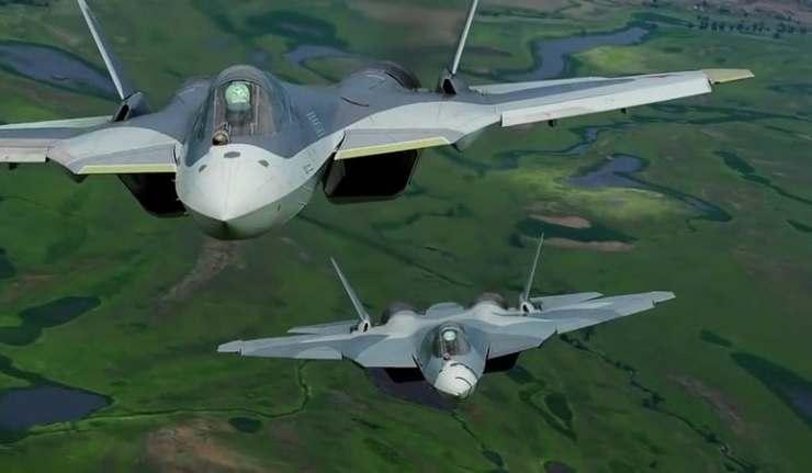 Défense: l'Algérie veut devenir le premier pays étranger à acquérir les  avions de combat furtifs de cinquième génération russes Sukhoï Su-57
