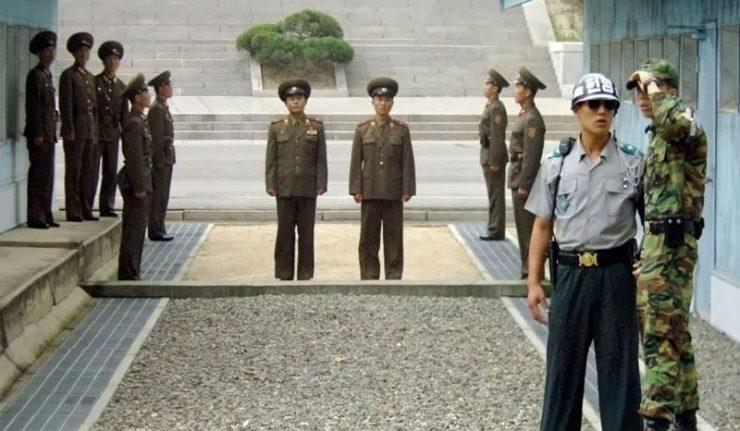 La division de la Corée : état de guerre perpétuel