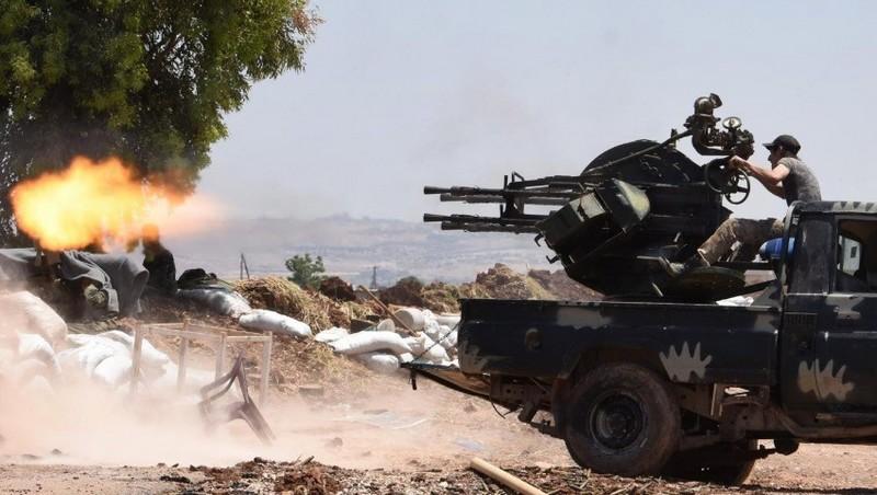 La Russie rejette tout cessez-le-feu à Idleb