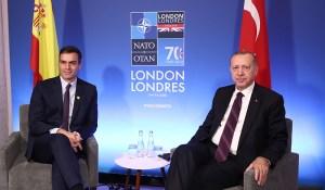 Erdogan, répondra-t-il à la demande d'aide humanitaire de Madrid ?