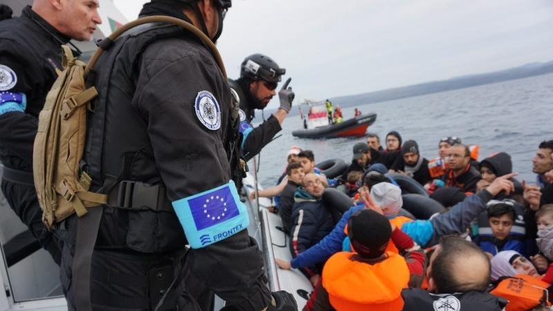 Frontex fait venir des migrants illégaux en UE