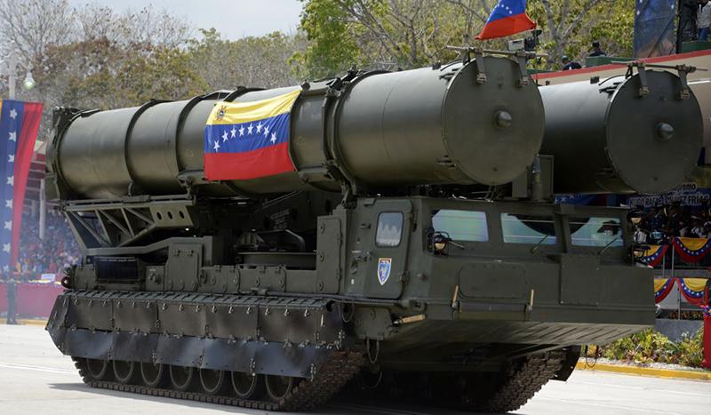Les missiles « made in Iran » tirés aux portes US ?