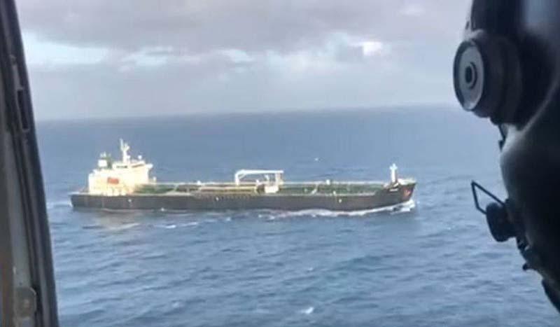 L'Iran brise le blocus étasunien du Venezuela