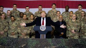 Trump déchire un traité sur les Armes de Destruction Massive vieux de plusieurs décennies pour vendre des drones à l'Arabie Saoudite